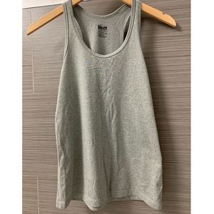 Nike Tank Tops (Black and Gray)